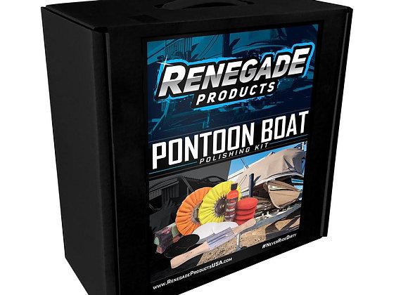 Renegade Products Pontoon Boat Polishing Kit