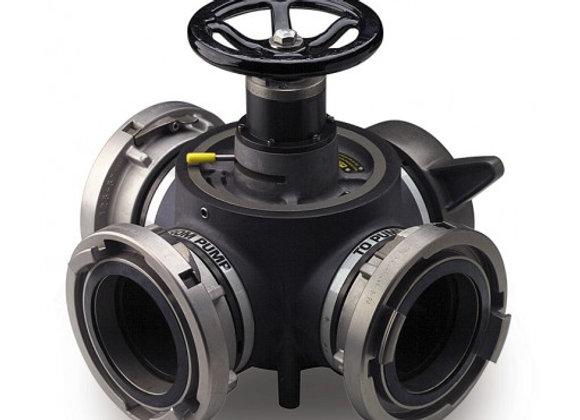Akron Style 627 4-Way Hydrant Valve