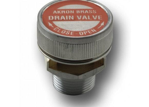 """Akron Style 4 3/4"""" Drain-It Valve"""