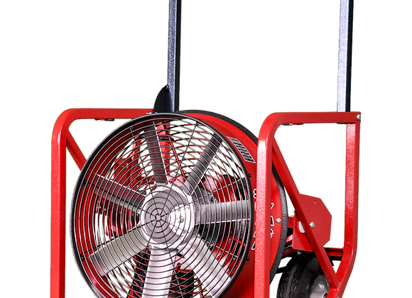 SuperVac Water Powered PPV Fans