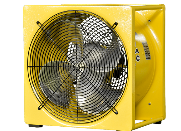 "SuperVac 12"" Fan, 1725 rpm, 1/3 Hp, Hazardous Location Motor"