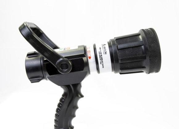 "Akron Style 1520 1-1/2"" SaberJet Nozzle w/Pistol Grip"