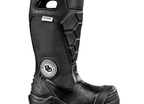"Black Diamond - X2 Boot 14"" NFPA Leather & Fusion Fabric"