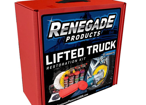Renegade Products Lifted Truck Detailing & Restoration Kit