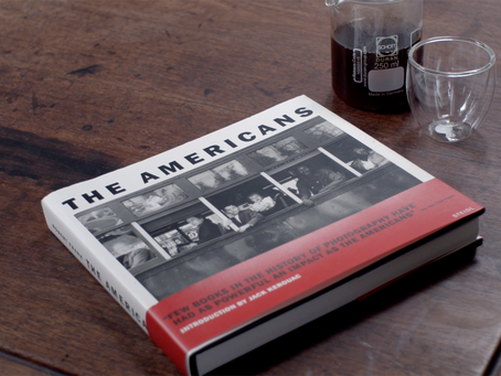Empty Glass with ROBERT FRANK : The Americans
