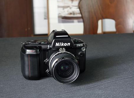 Camera | Nikon F90x - 2