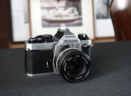 Camera | Nikon FM2 - 1