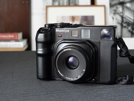 Camera | Mamiya 6 - 6