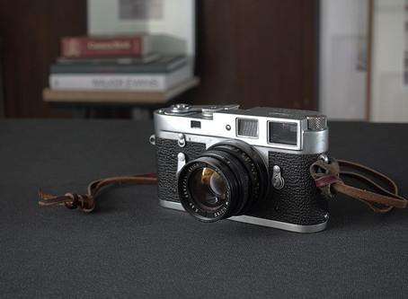 Camera | Leica m2 - 5