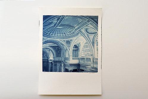 PARIS, France | Blue Print | Edition of 6