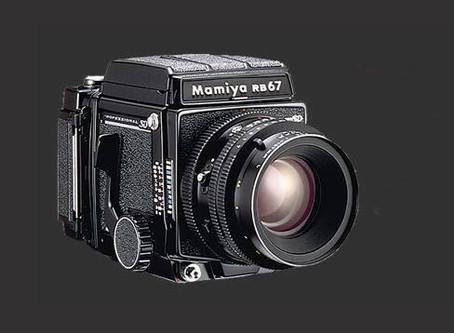 Camera | Mamiya RB67 - 3