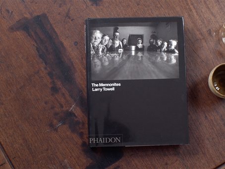 Empty Glass with LARRY TOWELL : The Mennonites