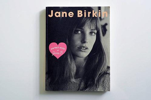 JANE BIRKIN - photobook