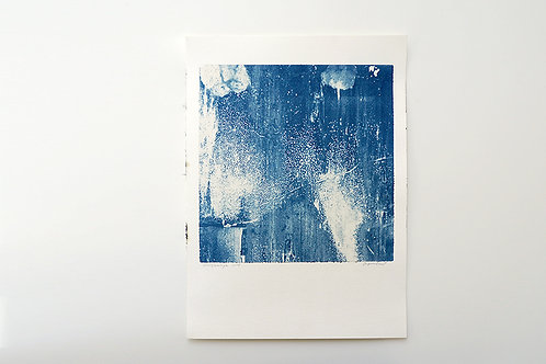 ABSTRACT | Blue Print | Edition on 6
