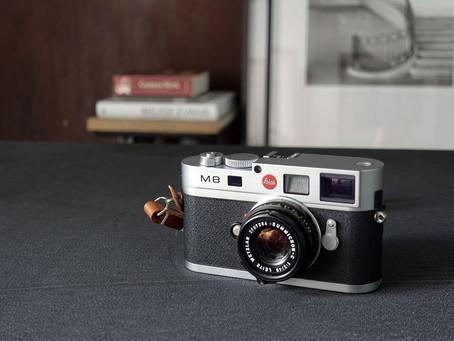 Camera | Leica m8 - 7