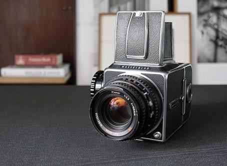 Camera | Hasselblad 500 cm - 4