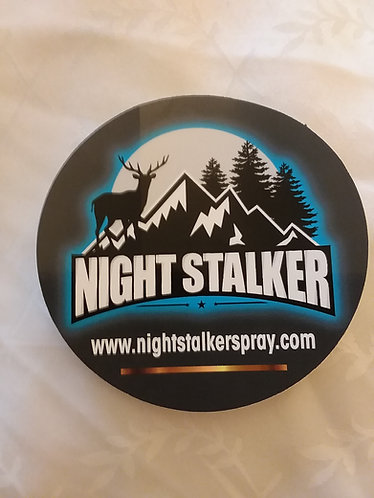Night Stalker Hunting Accessories LLC Decal