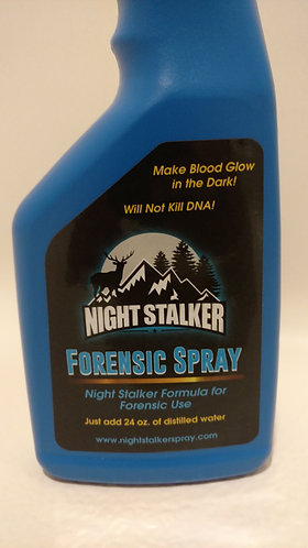 Night Stalker Forensic Spray Mixture 24 oz.