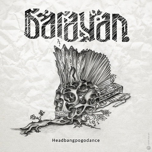 "CD ""Headbangpogodance"""