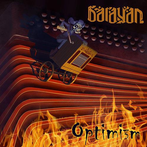 """CD """"Optimism"""" (2020)"""