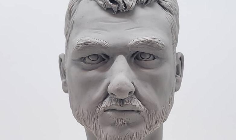 Custom bust from Etsy