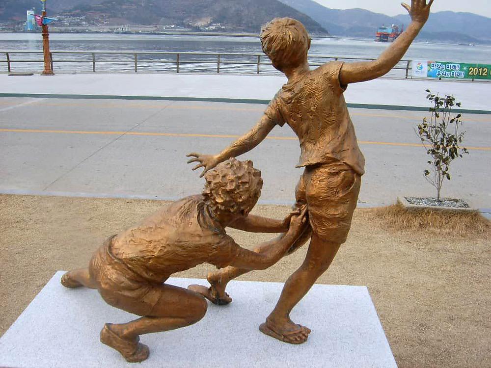 Kancho estátua