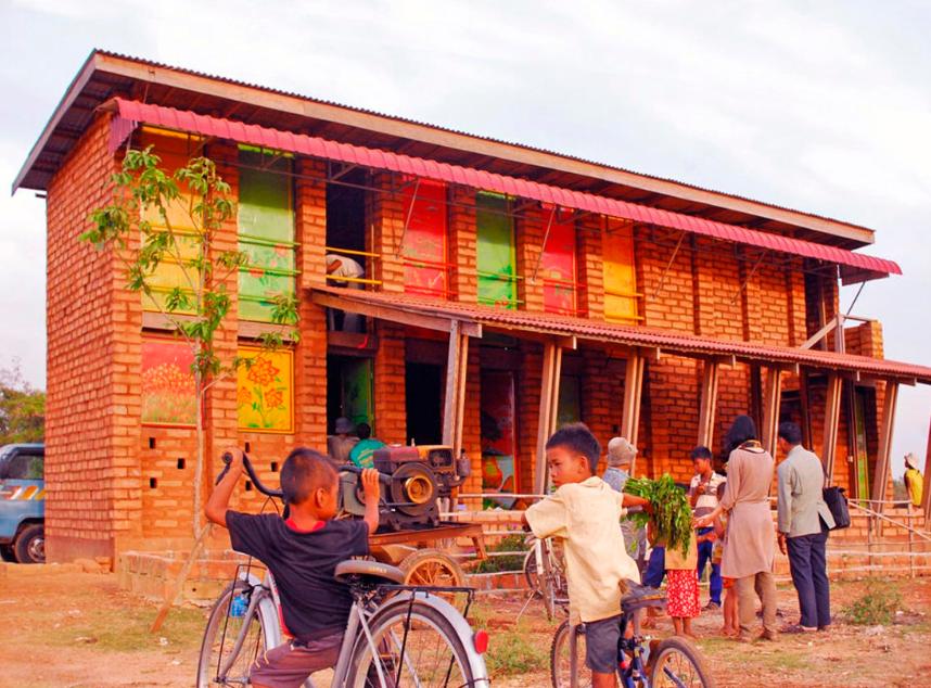 Sra Pou Vocational School