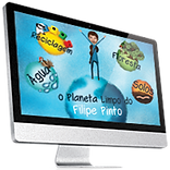 Jogo Planeta Limpo Filipe Pinto