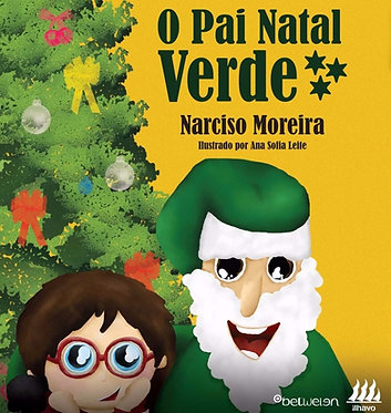 Livro: O Pai Natal Verde