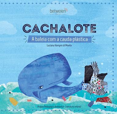 Cachalote, a baleia com cauda plástica