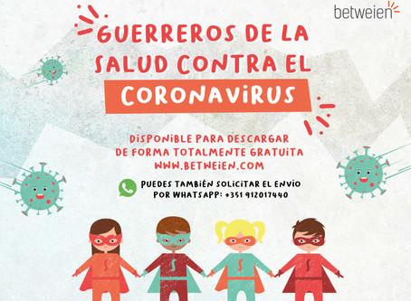 Un libro infantil sobre el coronavirus desarrollado en menos de 48 horas!