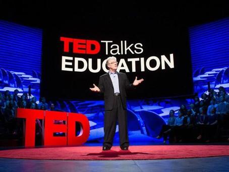 3 palestras TED sobre Educação que valem a pena ouvir!