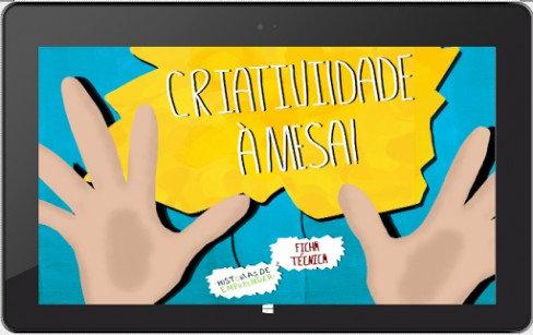 E-Book: Criatividade à mesa