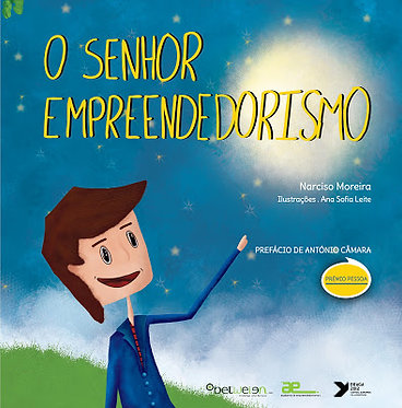 Livro: O Senhor  Empreendedorismo