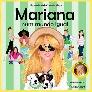 Livro: Mariana num mundo igual