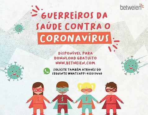 _Guerreiros da Saúde contra o Coronavíru