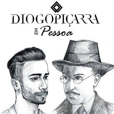 Livro: Diogo Piçarra em Pessoa