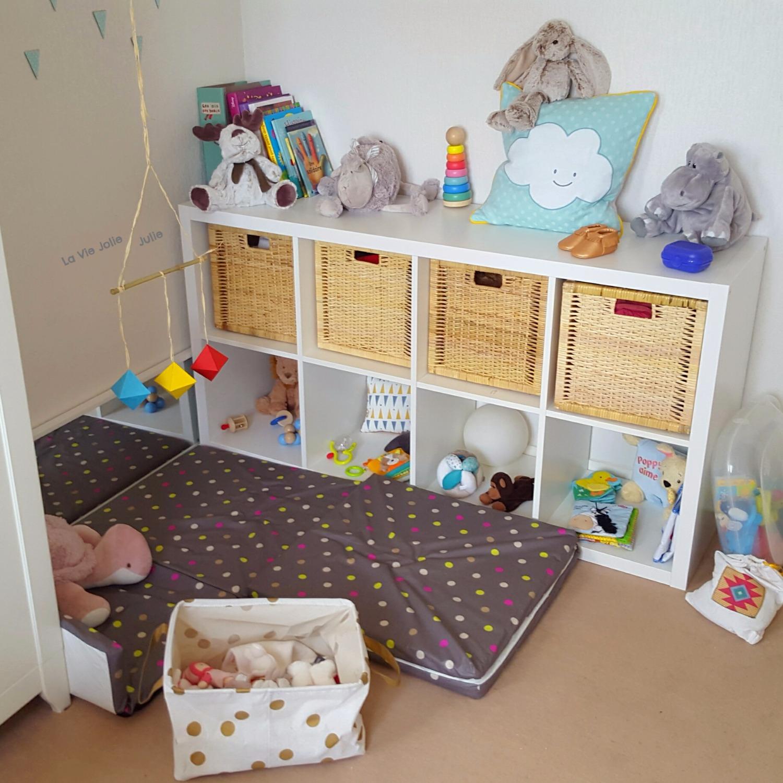 Créer un espace nido pour bébé (Montessori & cie) | Activités pour ...