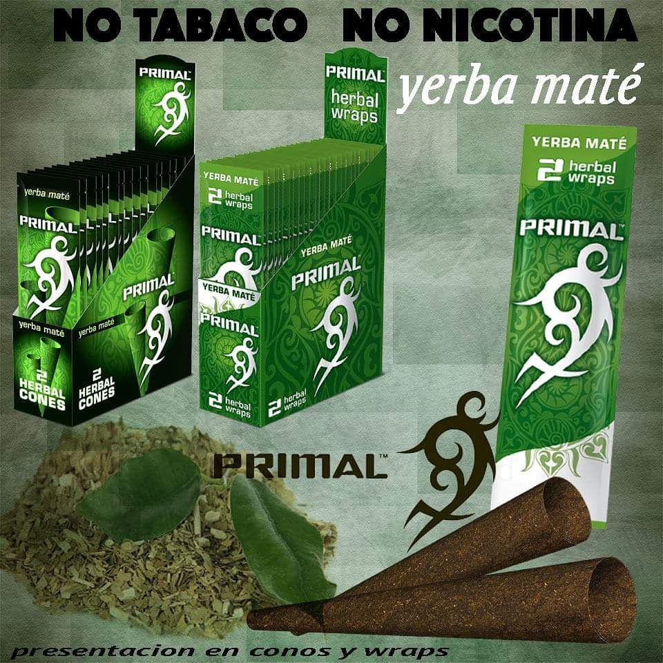 Primal Herbal Wraps y Conos