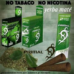 Primal Herbal Wraps y Conos