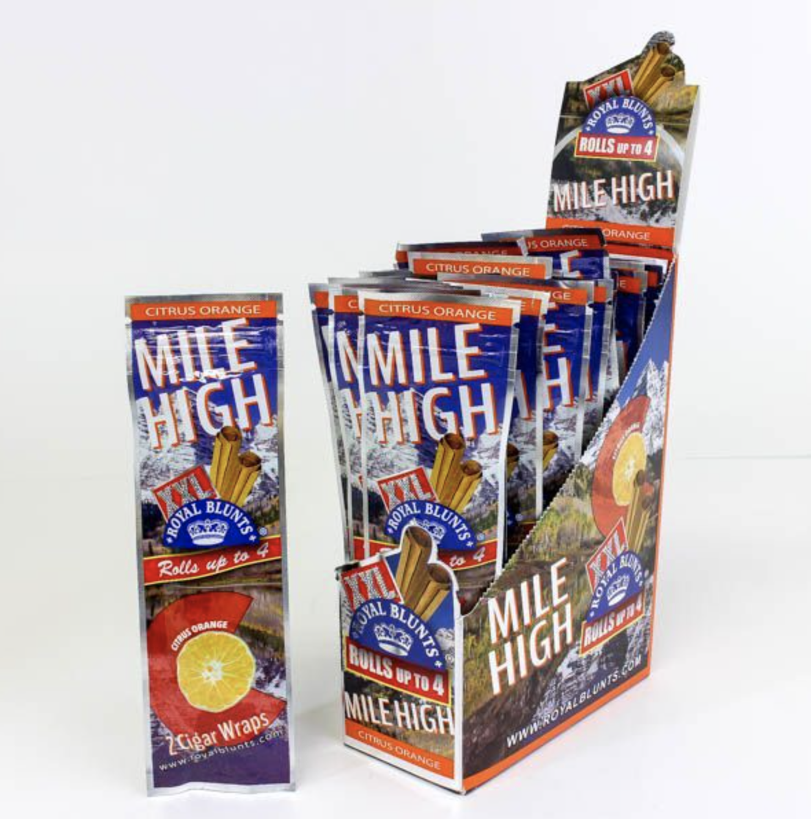 ROYAL BLUNTS XXL MILE HIGH