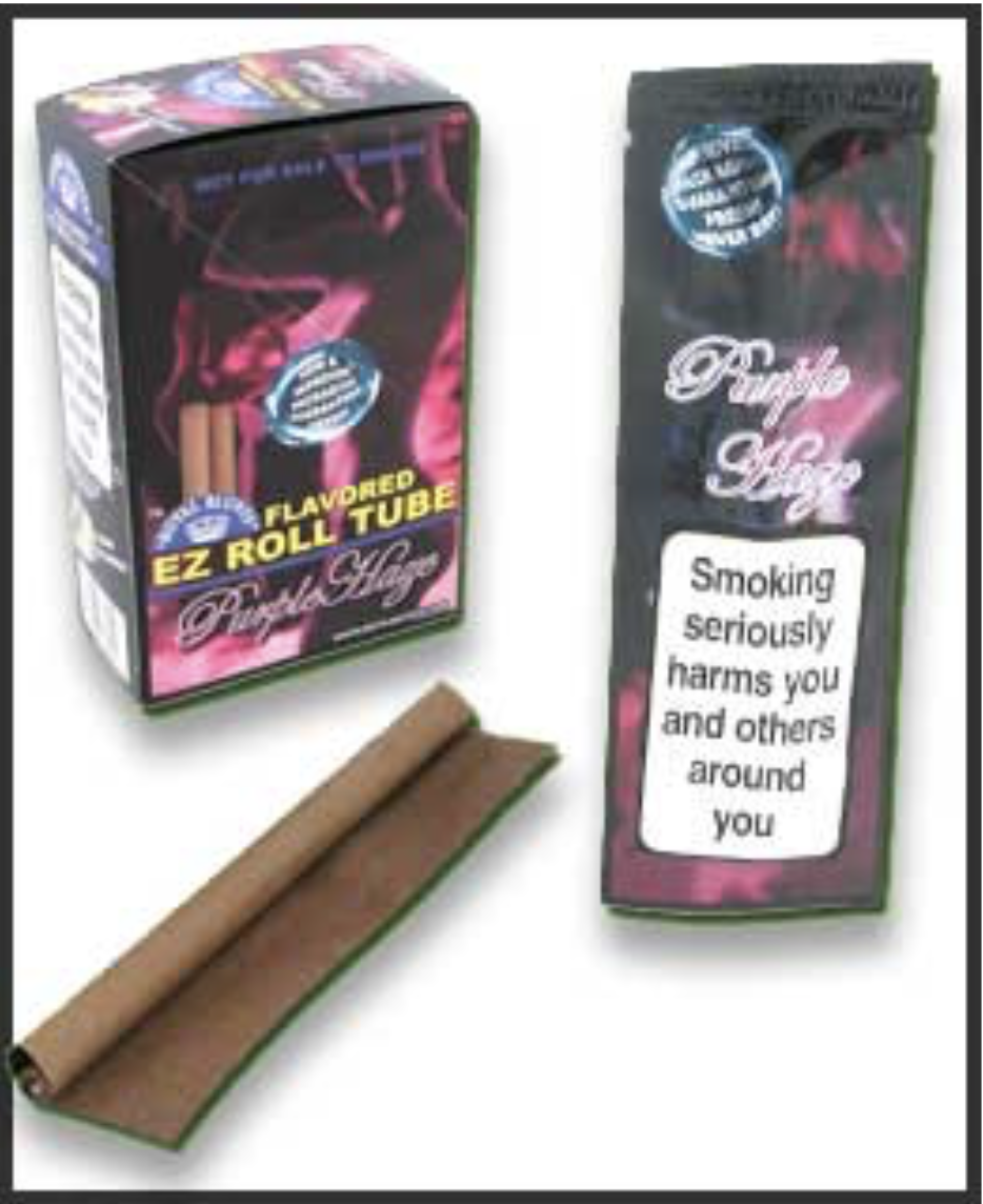 ROYAL BLUNTS PURPLE HAZE