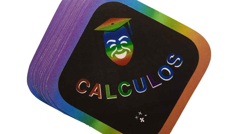 CALCULOS mixed - level 1