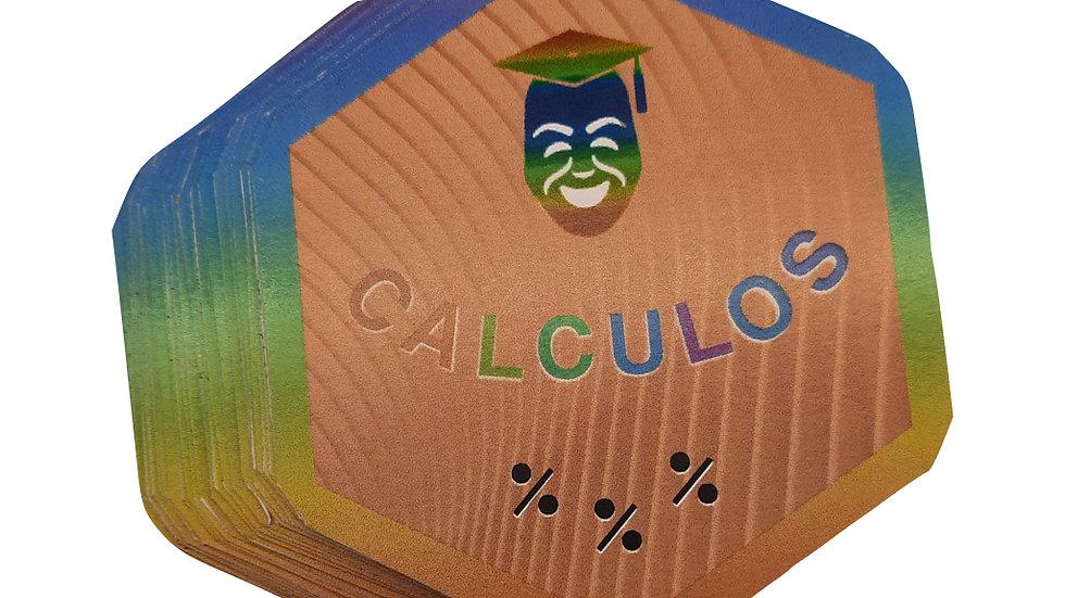 CALCULOS divisions - level 3