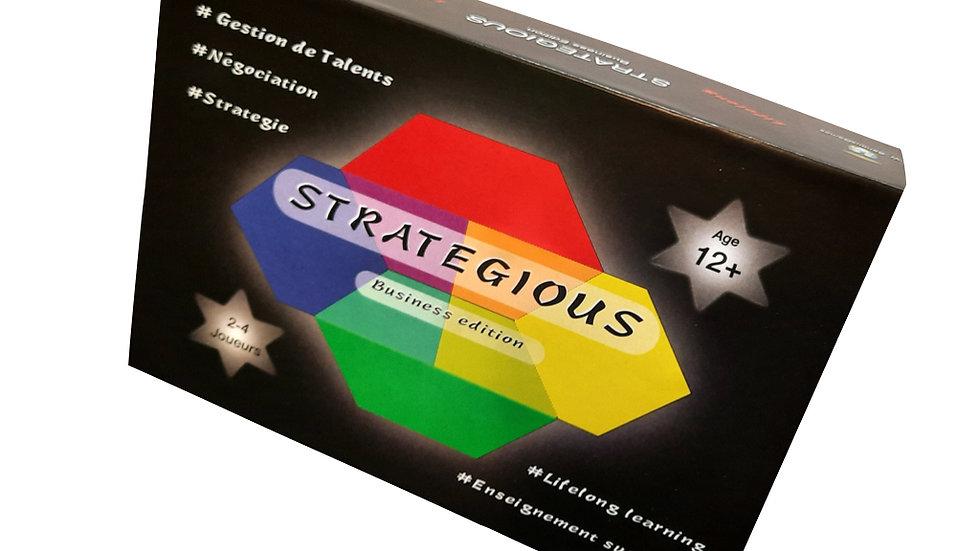 Strategious - Edition Business / FRANCAIS