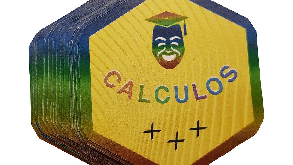 CALCULOS additions - level 3
