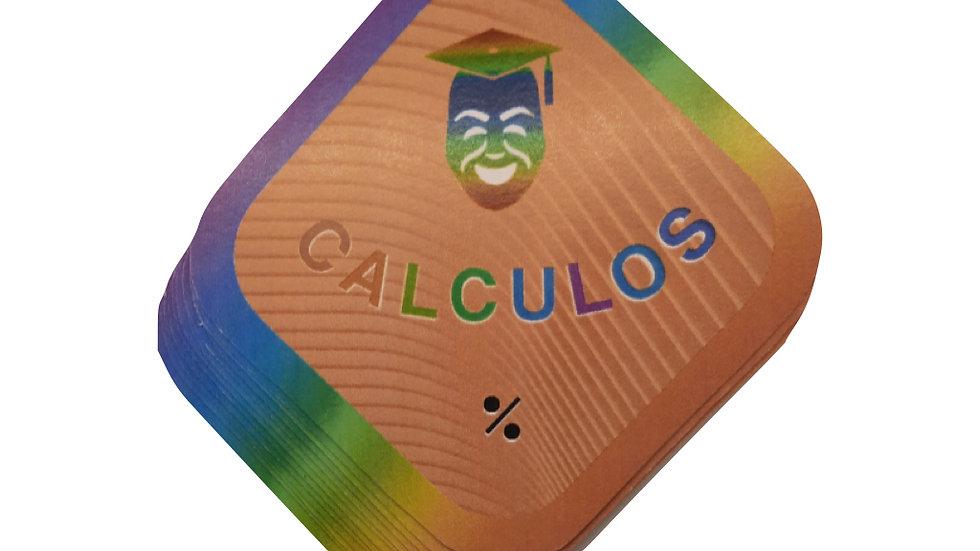CALCULOS divisions - level 1