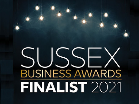 Cleankill Finalist in Sussex Business Award