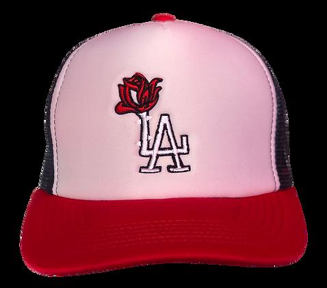 Classic MuthaTruckin LA Rose Hat