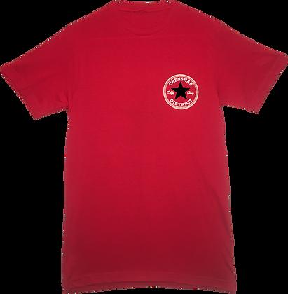 Red DBFLYG Crenshaw Tee